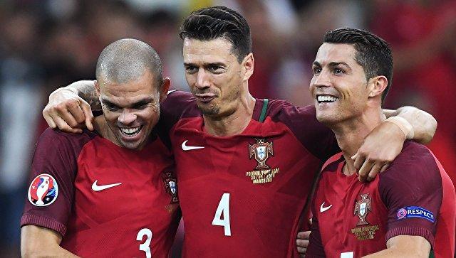 Сборная Португалии по футболу выступит на Кубке конфедераций-2017 в России