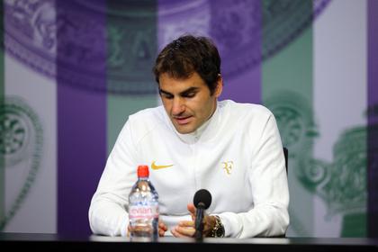 Федерер пропустит остаток сезона из-за травмы