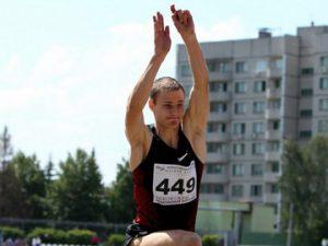 Смоленский легкоатлет Алексей Федоров выиграл Кубок России