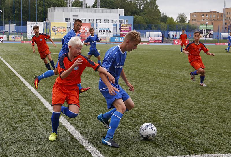 В Смоленске завершился окружной финал турнира «Кожаный мяч»