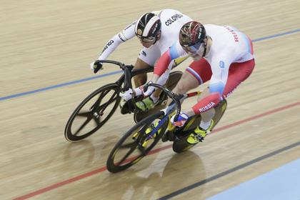 Компания BioRacer стала техническим спонсором сборной России по велоспорту