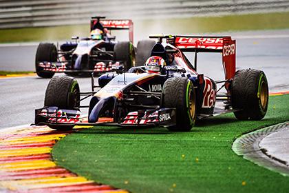 Команда «Формулы-1» Toro Rosso расширила сотрудничество с компанией Acronis