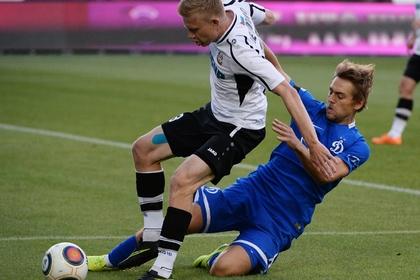«Динамо» дебютировало в ФНЛ с разгромной победы