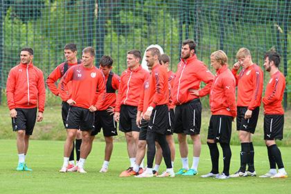 Футболисты «Рубина» пожаловались руководству на дискриминацию