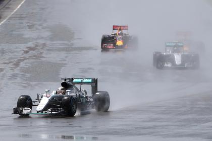Хэмилтон победил на Гран-при Великобритании