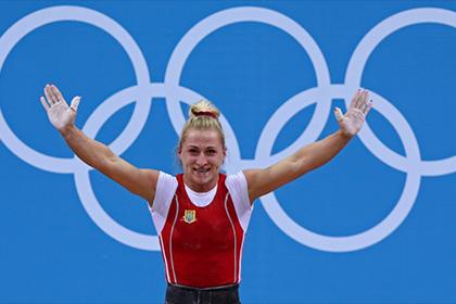 МОК лишил украинскую штангистку медали ОИ-2012 из-за допинга