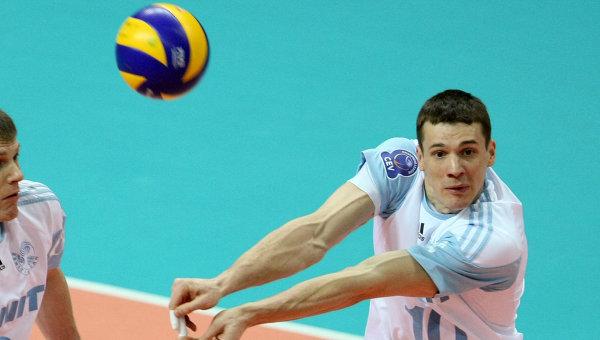 Волейболист Бережко не успеет залечить травму до начала Олимпиады