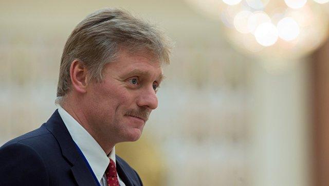 Песков: Россия ведет расследование против спортивных чиновников