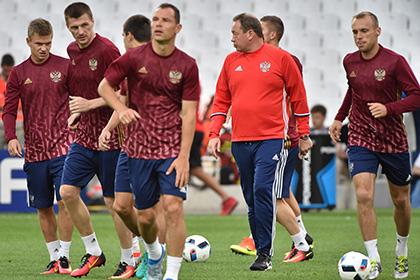Россияне назвали причины провала сборной на Евро-2016