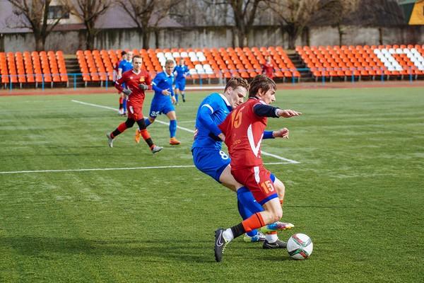 Смоленским футболистам не повезло во второй раз с начала сезона