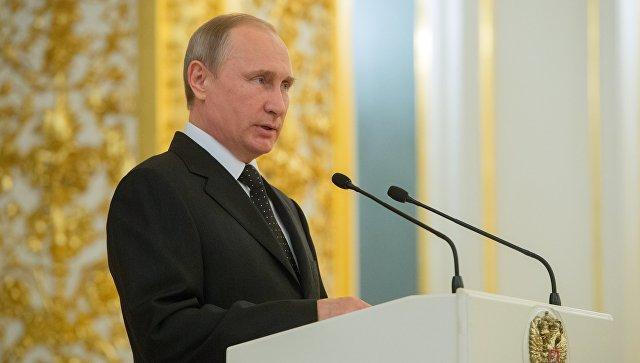 Путин пообещал паралимпийцам специальные соревнования