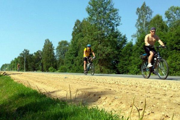 В Рославле Смоленской области устроят молодёжный велопробег