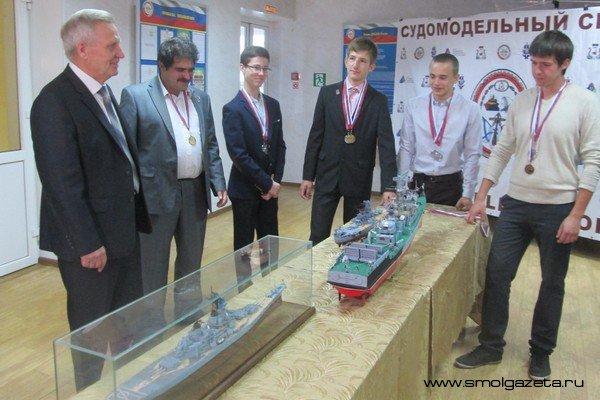 Смоленские судомоделисты привезли на родину 13 медалей с чемпионата Европы
