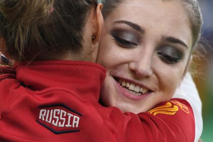 Россиянка Мустафина завоевала бронзу Олимпиады в спортивной гимнастике