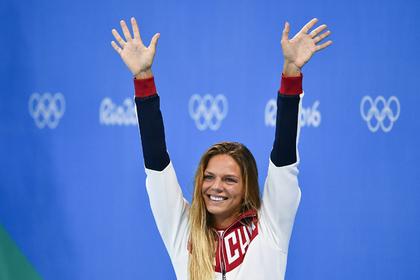Ефимова завоевала серебро ОИ на дистанции 200 метров брассом