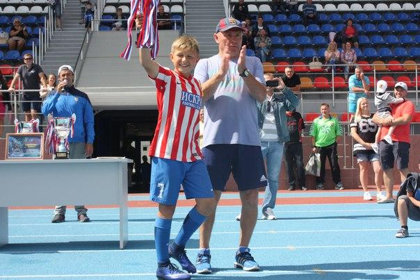 Смоленская «Искра» завоевала «бронзу» на турнире «Summer Cup 2016»