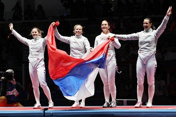 Студентка Смоленской физакадемии принесла России ещё одно «золото» Олимпиады