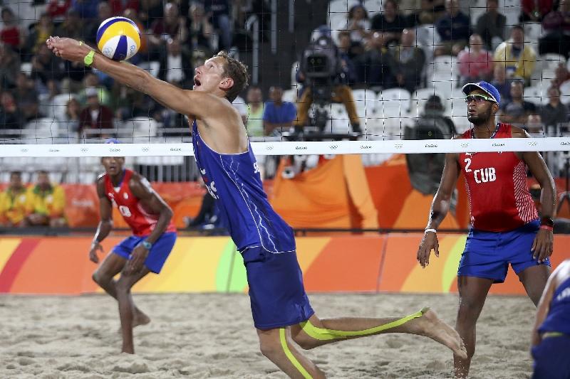 Смоленский волейболист Константин Семенов сыграет в полуфинале Олимпиады