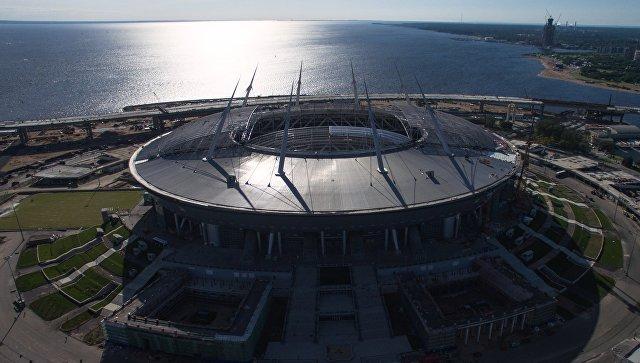 Петербург дополнительно выделит на достройку «Зенит-Арены» 2,6 млрд рублей