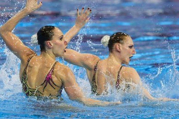 Уроженка Смоленска Наталья Ищенко принесла России «золото» в синхронном плавании