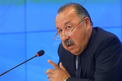 У Газзаева появились проблемы с регистрацией на выборах главы РФС