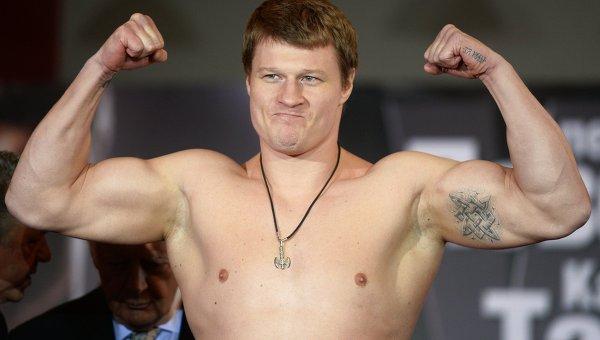 Поветкин проведет бой со Стиверном за временный чемпионский пояс WBC