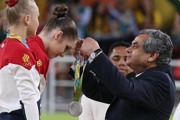 Смоленские гимнастки завоевали «серебро» на Олимпиаде в Рио