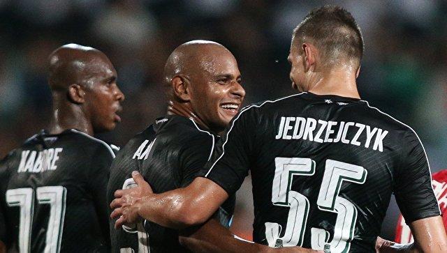 «Краснодар» разгромил «Партизани» в квалификации Лиги Европы