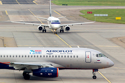 «Аэрофлот» объяснил задержку рейсов с российскими олимпийцами