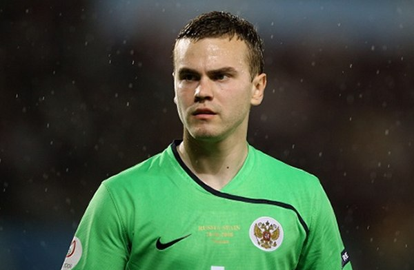 Сейв Акинфеева попал в тройку лучших в сезоне по версии УЕФА