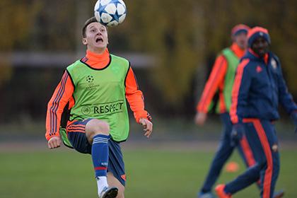 Россиянин стал претендентом на приз лучшему молодому футболисту Европы