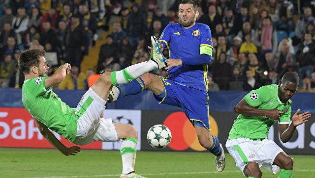 «Ростов» сыграл вничью с ПСВ в матче группового этапа Лиги чемпионов