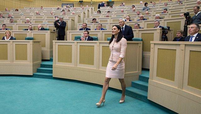 Елена Исинбаева объявила, что будет баллотироваться на пост президента ВФЛА