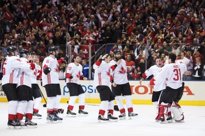 Канадцы стали победителями Кубка мира по хоккею