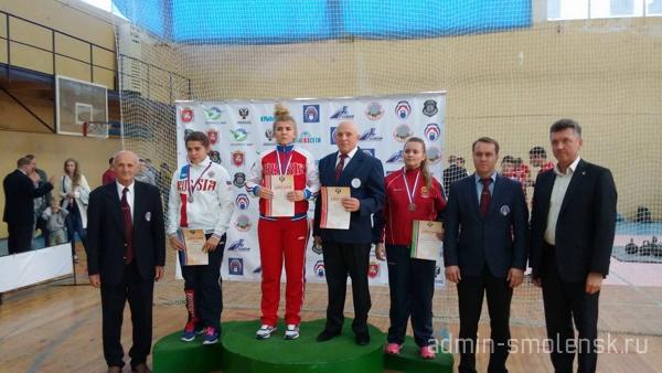 Смолянка выиграла Кубок России по гиревому спорту