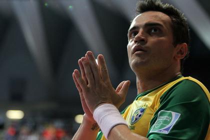Сборная Бразилии проиграла Ирану в плей-офф ЧМ по мини-футболу