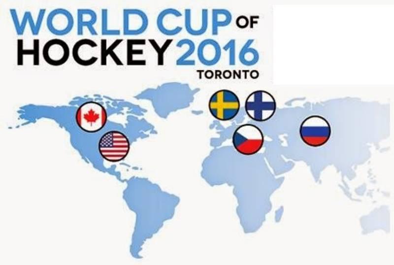 Сборная Европы обыграла команду Чехии на Кубке мира по хоккею