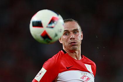 УЕФА оштрафовал «Спартак» за неправильную форму
