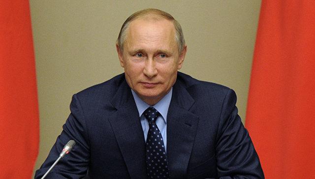 Путин встретится в Москве с организаторами ралли-рейда «Шелковый путь»