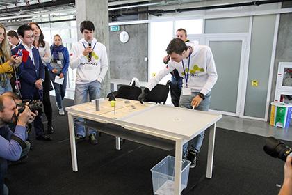 Россияне провели открытую тренировку перед стартом аналога Паралимпийских игр