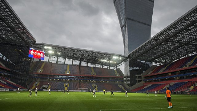 ЦСКА разгромил «Торпедо» в первом матче на своем новом стадионе