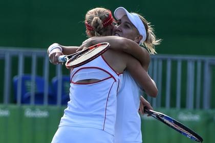Олимпийские чемпионки Рио-2016 Веснина и Макарова вышли в полуфинал US Open