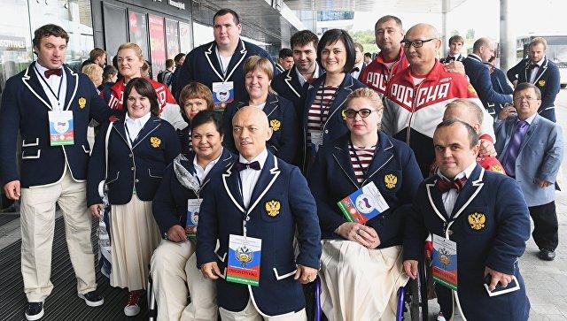Правительство поощрит паралимпийцев за высокие результаты на соревнованиях