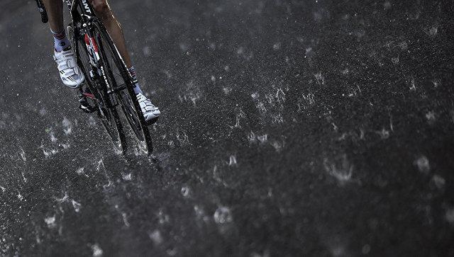 В Чечне незрячие вышли на велопробег в поддержку российских паралимпийцев