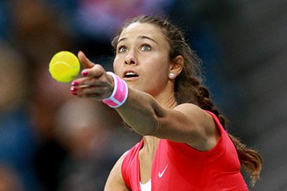 Российскую теннисистку заподозрили в участии в договорном матче на US Open