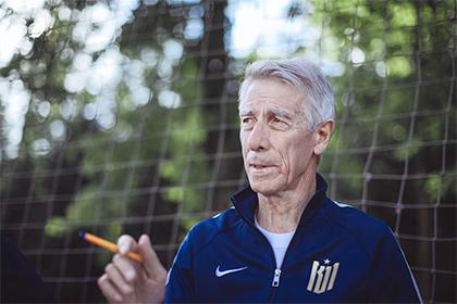 Валерий Непомнящий возглавил команду футболистов-любителей