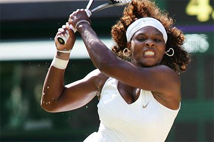 Серена Уильямс покинула первую строчку рейтинга WTA после 186 недель