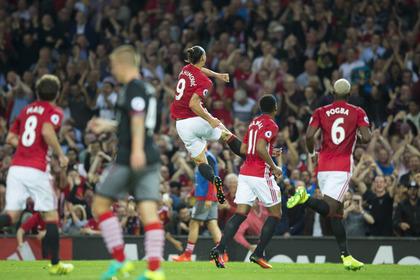 МЮ побил рекорд английских клубов по годовому доходу