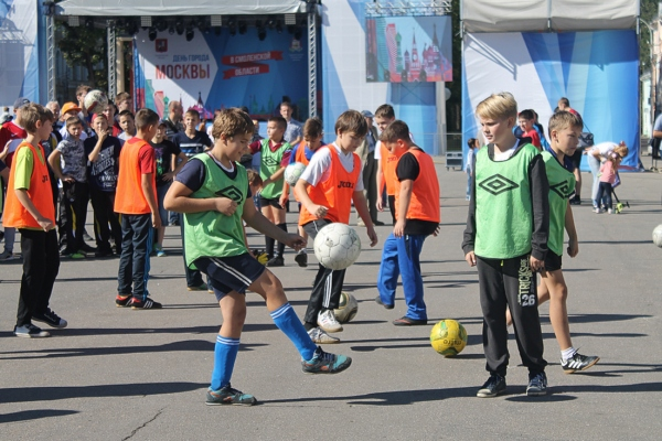 Смоленск отметил День трезвости