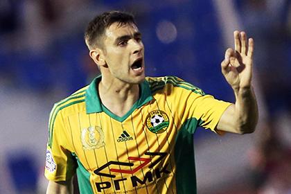 Капитана ФК «Кубань» избили в клубной столовой